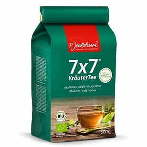 Detox Tea Jentschura 7x7 Alkaherb Loose Tea 500g