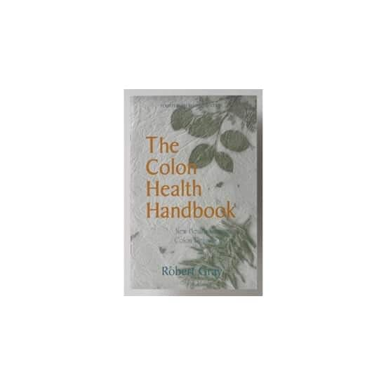 Robert Gray book for colon health