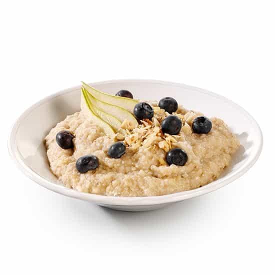 Jentschura Morgenstund Alkalising Cereal ® - Millet and buckwheat porridge with fruit and seeds used on porridge