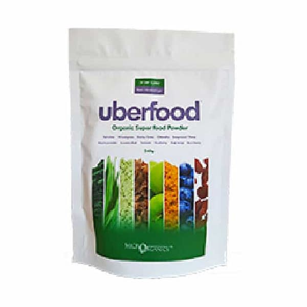 Uberfood outstanding vitamin and mineral content