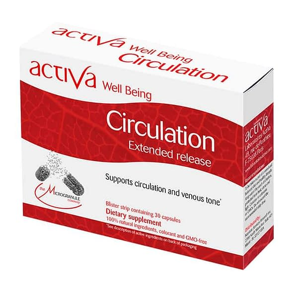 Activa Well-Being circulation pack
