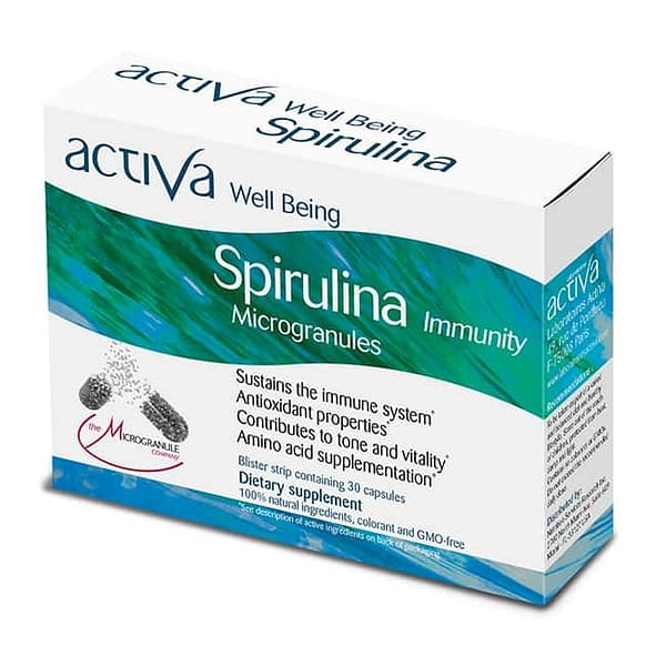 Activa Well-Being Spirulina Pack
