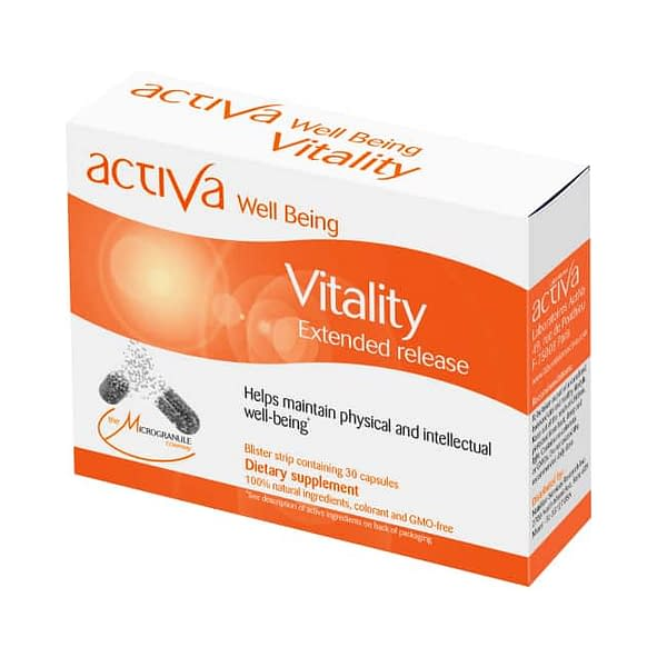 Activa Well-Being Vitality Pack