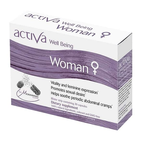 Activa Well-Being for women