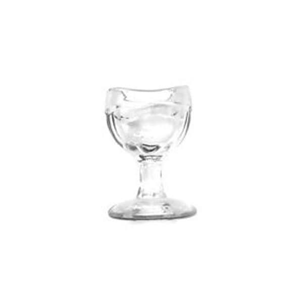 Salt Solution Eye-bath in Glass