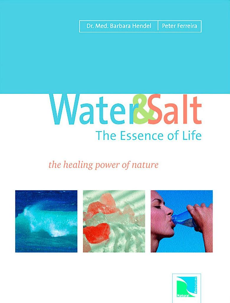 Water & Salt Book