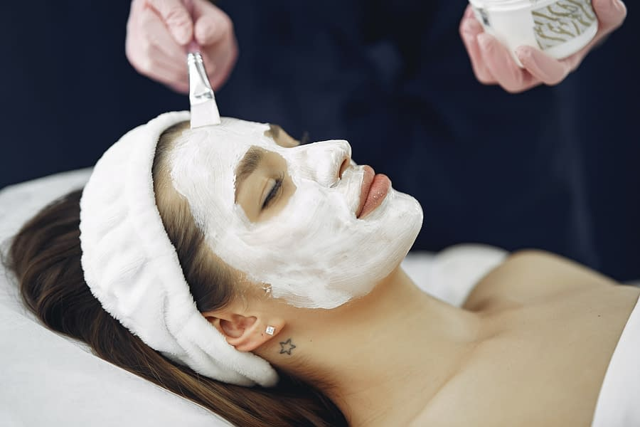 A Facial Can Help Keep Skin Young