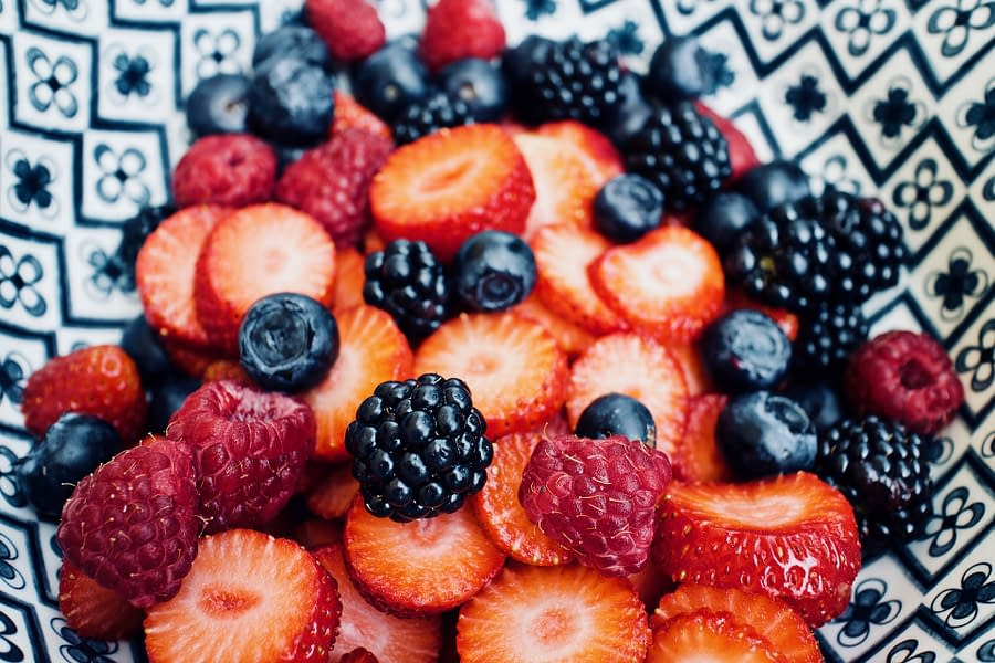 Fresh Fruits Used For Skincare